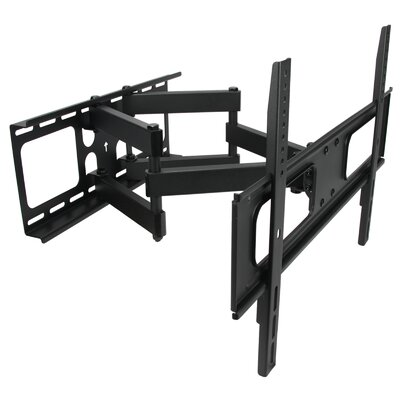 Full Motion Double Articulating Wall Mount for 32 - 70 LCD/LED/Plasma Screens