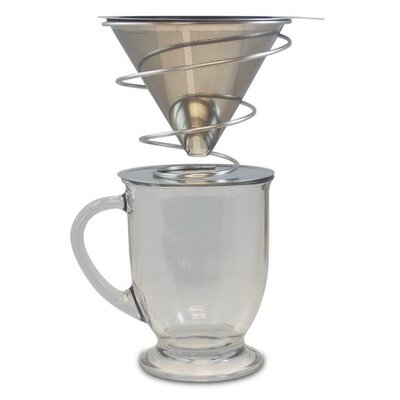 Barista Series Stainless Steel Pour over Drip Coffee Maker I1-N3P0-71HU