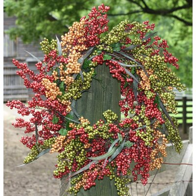 24 Berry Wreath