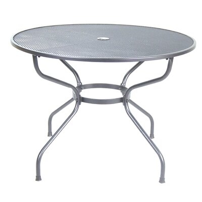 Round Bistro Table Finish: Grey