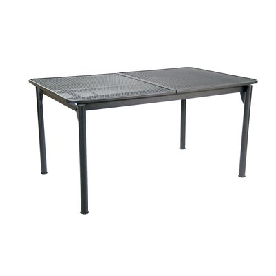 Extension Dining Table Finish: Black