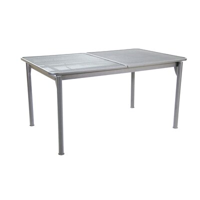 Extension Dining Table Finish: Grey