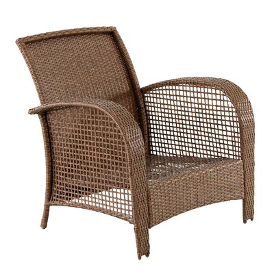 Limnitis 4 Piece Rattan Conversation Set with Cushions