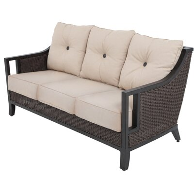 Buy Wicker Seat Sofa Product Photo