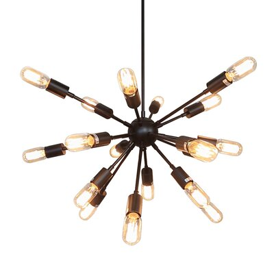 18-Light Sputnik Chandelier