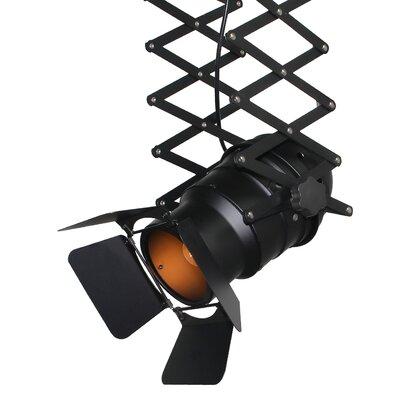 1-Light LED Spotlight Track Head