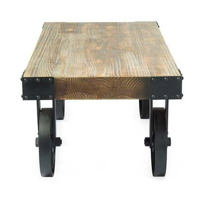Kajsa Utility Cart Coffee Table