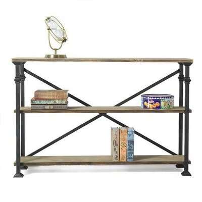 Cheverny 3 Shelf Console Table