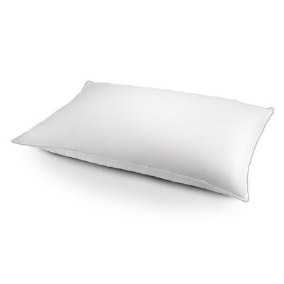 Soft Bed Duck Chamber Feather and Down Pillow Size: Standard/Queen