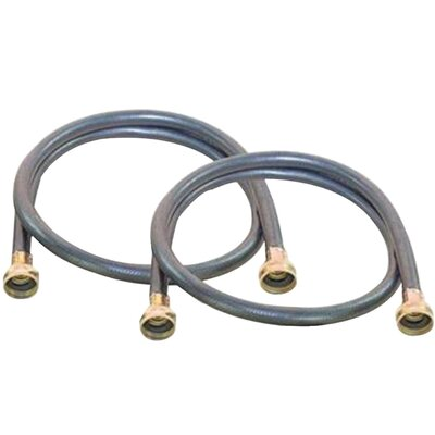 4 EDPM Rubber Washing Machine Hoses