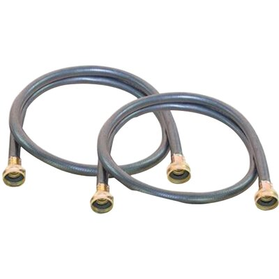 6 EDPM Rubber Washing Machine Hoses