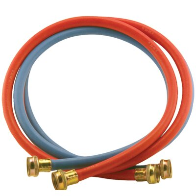 6 EDMP Rubber Washing Machine Hoses