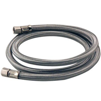 4 Braided Stainless Steel Ice Maker Hose