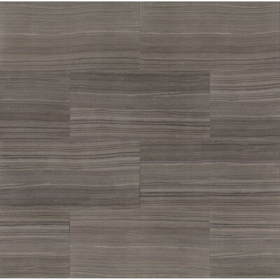 Rowe 12 x 24 Porcelain Wood Look Tile in Shadow