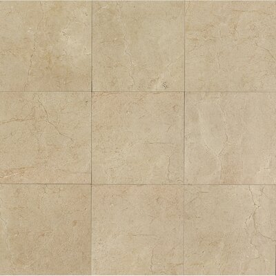 El Dorado 24 x 24 Porcelain Field Tile in Sand