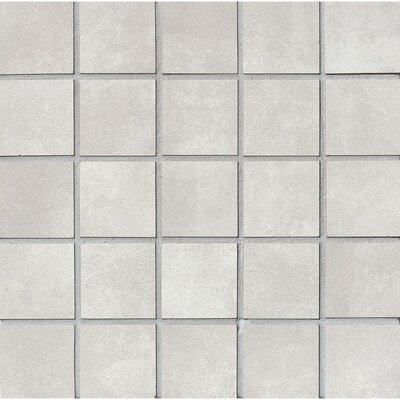 Studio 12 x 12 Porcelain Mosaic Tile in Fresco