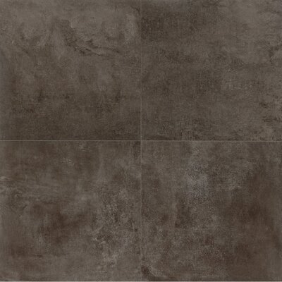 Officine 24 x 24 Porcelain Field Tile in Gothic