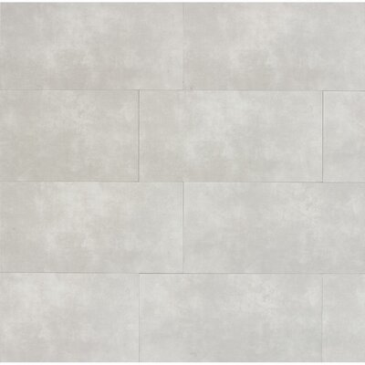 Studio 12 x 24 Porcelain Field Tile in Fresco