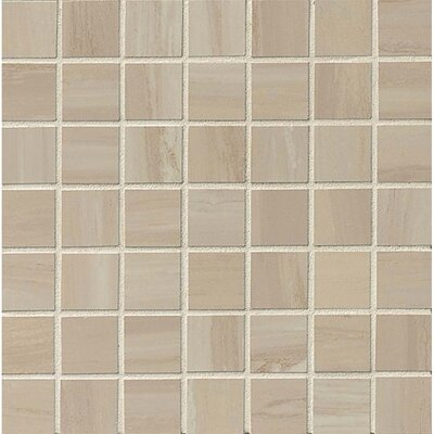 Laguna 1.5 x 1.5 Porcelain Mosaic Tile in Del Mar Polished