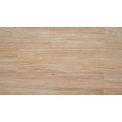 Austin 8 x 24 Porcelain Wood Tile in Bluff