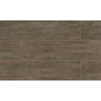 Santa Monica 8 x 36 Porcelain Wood Tile in Pier