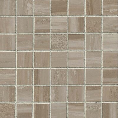 Laguna 1.5 x 1.5 Porcelain Mosaic Tile in Balboa Polished