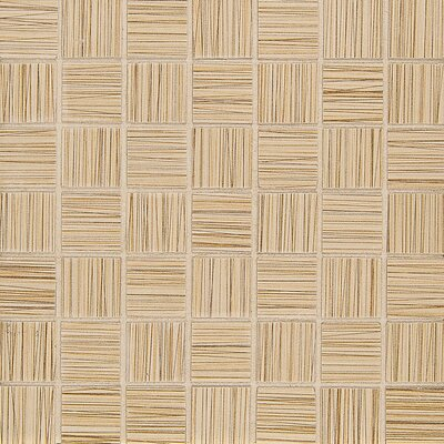 Refine 1.5 x 1.5 Porcelain Mosaic Tile in Coif