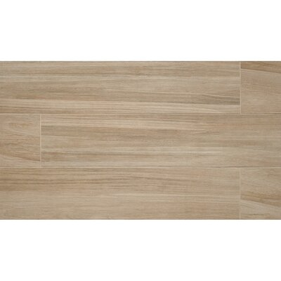 Austin 8 x 24 Porcelain Wood Tile in Devonwood