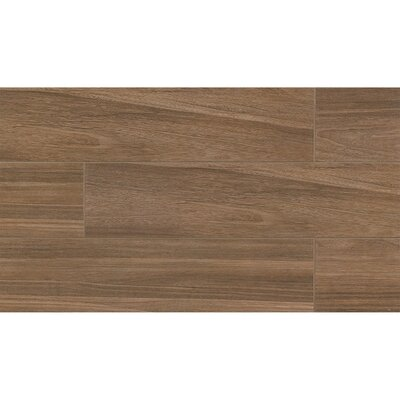 Austin 8 x 24 Porcelain Wood Tile in Woodcliff