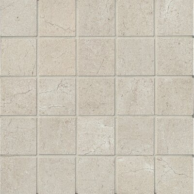 El Dorado 2 x 2 Porcelain Mosaic Tile in Rock