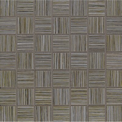 Refine 1.5 x 1.5 Porcelain Mosaic Tile in Pinstripe