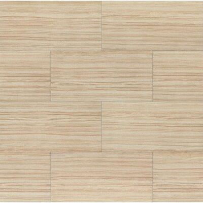 Rowe 12 x 24 Porcelain Field Tile in Doe Lappato Semi-Polished