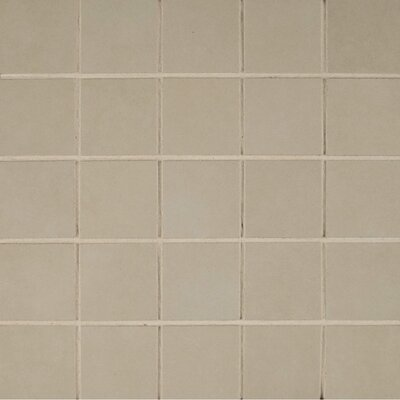 Studio 12 x 12 Porcelain Mosaic Tile in Latte