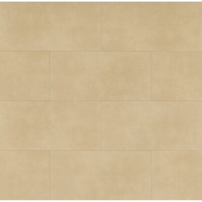Studio 12 x 24 Porcelain Field Tile in Canvas