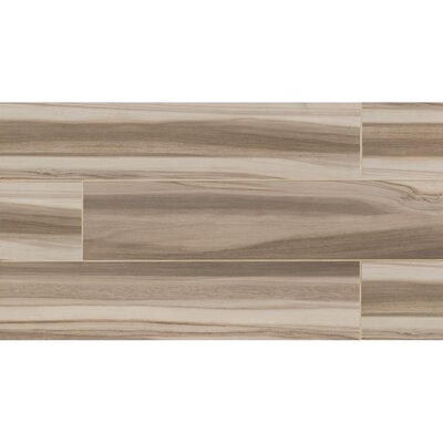 Nantucket 8 x 36 Porcelain Wood Tile in Blonde