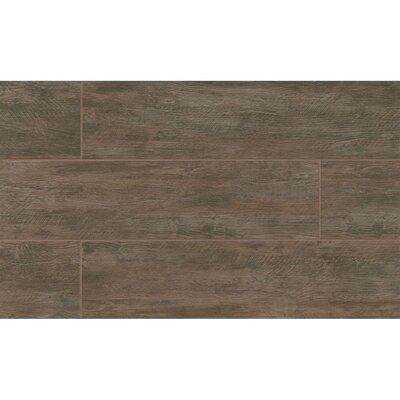 Santa Monica 8 x 24 Porcelain Wood Tile in Pier