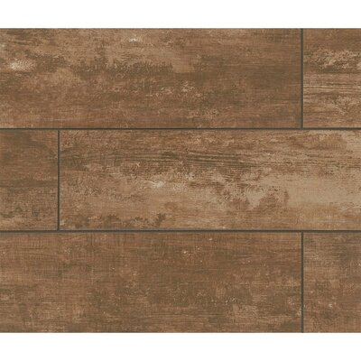 Sonoma 8 x 36 Porcelain Wood Look/Field Tile in Manor