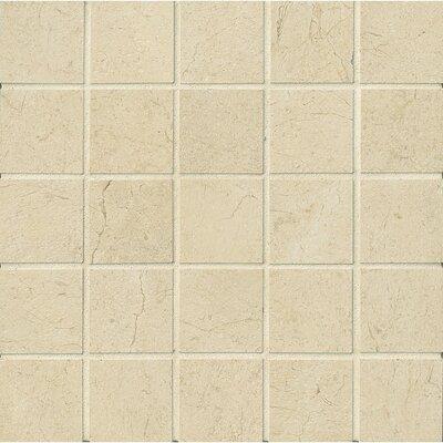 El Dorado 2 x 2 Porcelain Mosaic Tile in Oyster