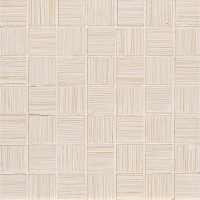 Refine 1.5 x 1.5 Porcelain Mosaic Tile in Tailor