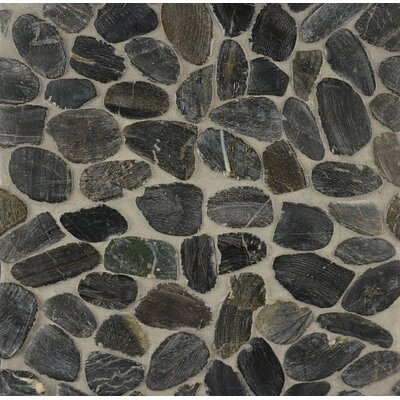 Pebble Random Sized Stone Tile in Batuan