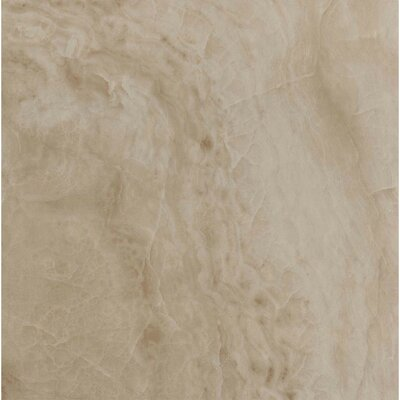Onyx 20 x 20 Textured Porcelain Field Tile in Gray