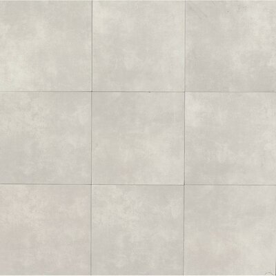 Studio 12 x 12 Porcelain Field Tile in Fresco