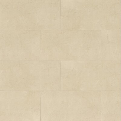 El Dorado 12 x 24 Porcelain Field Tile in Oyster Polished