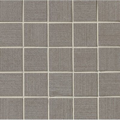 Weston 2 x 2 Porcelain Mosaic Tile in Brown