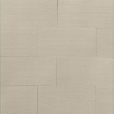 Weston 12 x 24 Porcelain Field Tile in Beige
