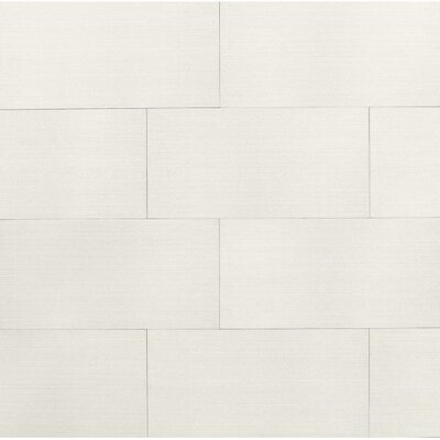 Weston 12 x 24 Porcelain Field Tile in White