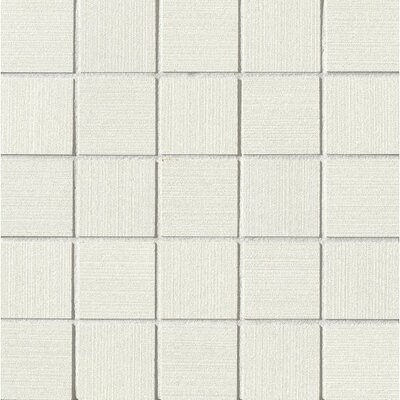 Weston 2 x 2 Porcelain Mosaic Tile in White