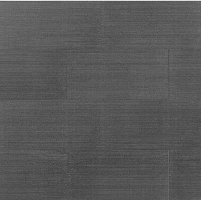 Weston 12 x 24 Porcelain Fabric Look Tile in GrayGlazed Gray