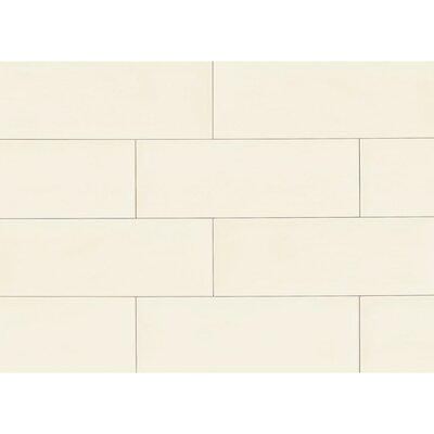 Starck 8 x 24 Ceramic Field Tile in Beige