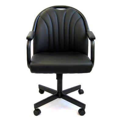 Celaya Arm Chair Color: Black